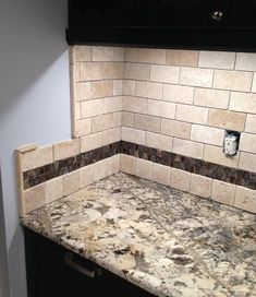 A call for help with a travertine backsplash - several questions - Page 3 - Ceramic Tile Advice Forums - John Bridge Ceramic Tile