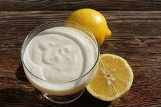 Resultado de imagen de postres con limones naturales