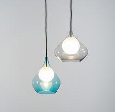 """""""Next Shade"""" pendant /isabel hamm licht"""