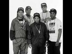 "N.W.A. / Gangsta Gangsta (1988) -- Check out the ""Hip Hop Hooray!!"" YouTube Playlist --> http://www.youtube.com/playlist?list=PLF91CB20FC4FA2DA5 #hiphop"