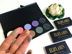 Trucco occhi verdi. Make up for green eyes. Eliflamin Milano Cosmetics shop online : www.eliflamin.com