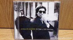 JOAQUIN SABINA. 19 DÍAS Y 500 NOCHES. CD / BMG-ARIOLA - 1999. 13 TEMAS / CALIDAD LUJO.