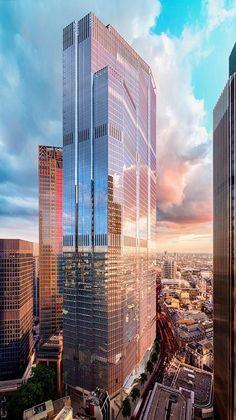 22 Bishopsgate - The Skyscraper Center