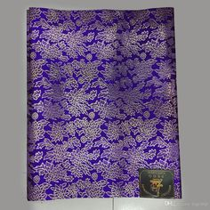 New Design African Headties Sego Gele Head Tie ,Purple Nigerian Headtie /pack…