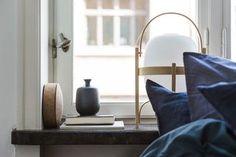 Blue and earthy hues in Vasastan | scandinavian | love song | Bloglovin'