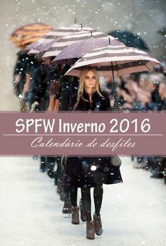 Fique por dentro dos melhores desfiles do SPFW, veja o calendário completo da temporada Inverno 2016 e não perca nada! Movie Posters, Movies, You Complete Me, Seasons, Films, Film Poster, Cinema, Movie, Film