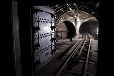 The Royal Mail's underground 'mini' railway was used to take letters (and possibly workers) along the tracks to different station/sorting offices stretching from Paddington to Whitechapel. In 2002, it had become an uneconomical service, losing an estimated 1.2M a day, and quietly shut down.