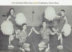 Carol Crudgington Lennox High School Lennox California America dance 1959