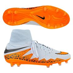 3334dff356e Nike Hypervenom Phantom FG Soccer Cleats (White Crimson Blue Lagoon ...