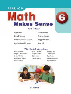 Math pdf Grade 6 - book
