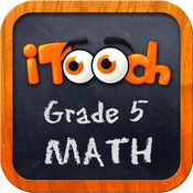 The application contains:  - 60 chapters with lessons, examples, and figures  - 5 thematic units: NUMBERS & OPERATIONS, FRACTIONS, MEASURING & ESTIMATING, GRAPHS & STATS and GEOMETRY.   - More than 4,500 questions, with clues, detailed explanations and images, which makes it BY FAR THE MOST COMPREHENSIVE EDUCATIVE TOOL IN THE APP STORE for 5th graders.