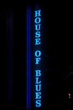 size: Photographic Print: House of Blues Neon Sign, Chicago, Illinois : Travel Blue Aesthetic Grunge, Dark Purple Aesthetic, Blue Aesthetic Pastel, Aesthetic Colors, Dark Blue Wallpaper, Blue Wallpaper Iphone, Black Aesthetic Wallpaper, Blue Wallpapers, Blue Room Decor