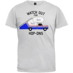 Hop-Ons Tee – Arrested Development      Watch out for hop-ons!!!!! Officially Licensed Arrested Development Merchandise  $17.95