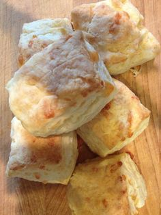 Evil Cheese Biscuits from OLD-SCHOOL COMFORT FOOD by Alex Guarnaschelli