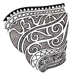 Tribal Band Tattoos For Men | ... tattoo design arm band tattoo concept traditional filipino tribal