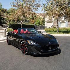 @harmik33 #Maserati #GranTurismo on #Forgiato @wheels