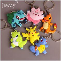 Pikachu Keychain Pocket Monsters Key Holder Pokemon Go Key Ring //Price: $3.24 & FREE Shipping //     #hashtag2