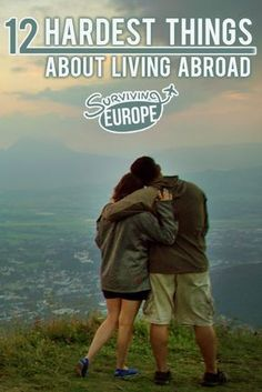 You hear so much about how living abroad is the BEST decision you could make. But have you also considered the challenges that come with this life change?