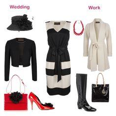 Wedding and work