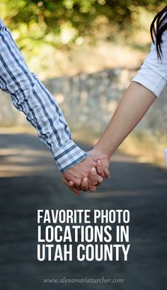 Favorite Photo Locations in Utah County