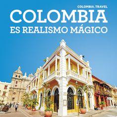 Acabo de descubrir un lugar lleno de increíbles experiencias, colores, sabores y culturas: Colombia.travel