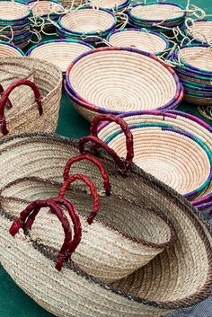 Woven Baskets | Flickr - Photo Sharing!