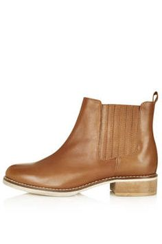 topshop, AUGUST Classic Chelsea Boots - $95