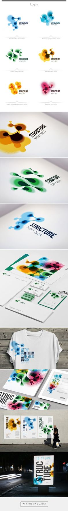 STRUCTURE | Urban Fest on Behance - created via http://pinthemall.net