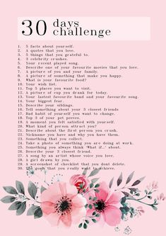 30 days challenge – Carola, – What can people do in 30 days 30 Day Challenge Journal, 30 Day Writing Challenge, 30 Days Photo Challenge, 30 Day Instagram Challenge, 30 Day Challange, Thigh Challenge, June Challenge, Plank Challenge, 30 Tag