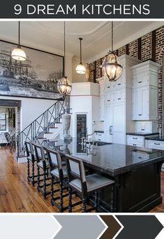 265 best hgtv kitchens images in 2019 houses kitchen design kitchen dining. Black Bedroom Furniture Sets. Home Design Ideas