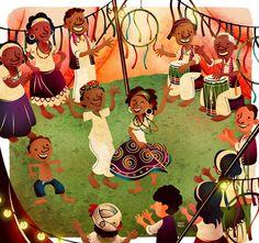 Carlos Araujo's Blog | Silbach Station: Tradições Populares do Brasil | Brazilian Folk Traditions
