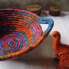 Cesteria textil