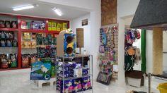 Nossa nova loja está mais ampla e espaçosa. Venha conhecer!