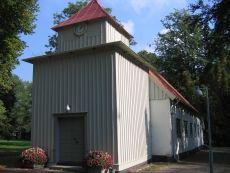 Elleholms kyrka Foto: Kristina Bergwall Shed, Outdoor Structures, Barns, Sheds