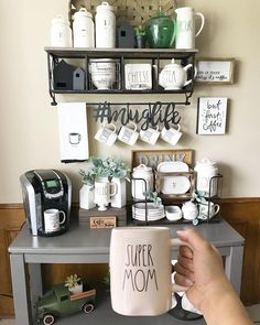 Happy Mother's Day to all of the SUPER MOMS out there! #happymothersday2018 #raedunn #raedunnmugs #supermom #muglife