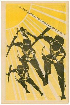 """""""In Revolution One Wins Or One Dies...Death to the Fascist Pigs,"""" 1970 (Vol. 5, No. 17)  Artist: Emory Douglas"""