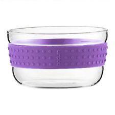 Bodum PAVINA 2 piece Side Salad Bowl Set - Purple
