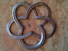 horseshoe decor. $50