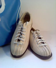 Vintage Brunswick Bowling Shoes Ladies 9 by sweetgyrlandpops, $18.00