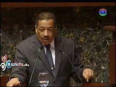 El Presidente De La JCE En El Senado #Video - Cachicha.com