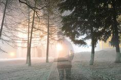 Ghost. Winter ghost. #ghost #winter #silhouette #freelancerphoto #freelancediscount