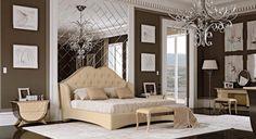 Dormitorio Art Déco de lujo Ópera                              …
