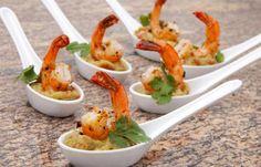 Finger food para casamientos: Los calamares gourmet son una exquisita opción para finger food