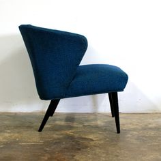1950s Mid Century Lounge Chair