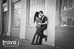 Urban Engagement Shoot, Colorado, Travis J Photography