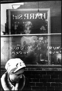 East End, 1961, David Bailey.