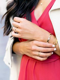 4 Jewelry Trends Fashion Insiders Will Be Wearing for Fall via @WhoWhatWear