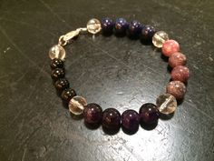 Depression, Anxiety, Mood Disorder, & Stress Bracelet