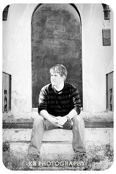 senior photography senior boy