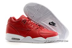 premium selection 2f5a0 d23ea NikeLab Air Flight 89 Gym Red White-Gym Red New Style